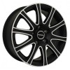 6.5х16 4/98 ЕТ36 58.5 TG RACING L015 MATT BLACKPOL 324