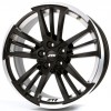 ATS Prazision 10,0x19 5/130 ET40 d-71,6 Racing Black Double Lip Polished (PR100940S54-1)