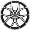 BBS SR008 7,5x17 5/114,3 ET42 d-82 Vulcano Grey Diamond Cut (0358573#)