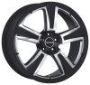Radius RS015 8,0x18 5/114,3 ET45 d-75 Matt Black (RS0158018AB5L45NB)